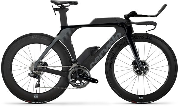 Cervelo P5 Dura-Ace Di2 Color: Black/Black/Graphite