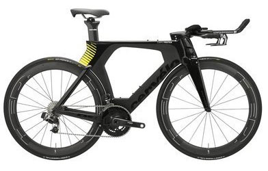 Cervelo P5 eTap Color: Black/Flouro