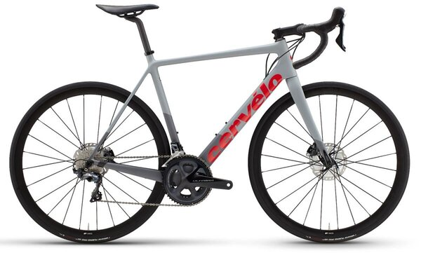 Cervelo R-Series Ultegra Color: Grey/Red