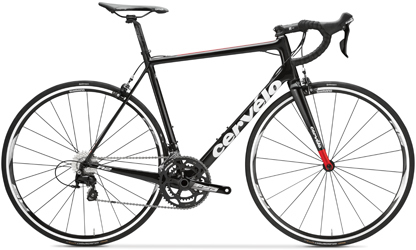 Cervelo R2 105 5800 Color: Black