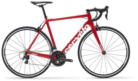 Cervelo R2 105 5800 Color: Red/White