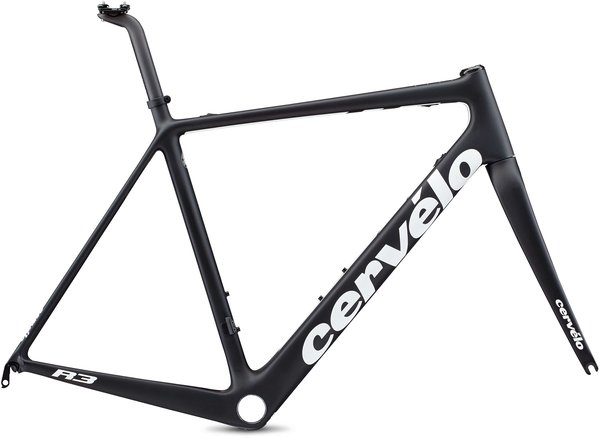 Cervelo R3 Frameset Rim Color: Black/White