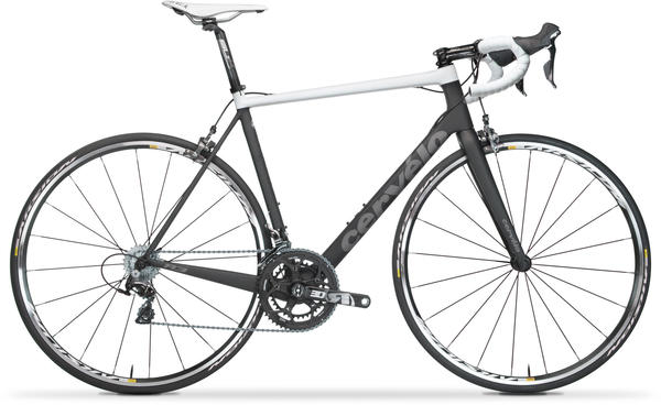 Cervelo R3 (Dura-Ace) Color: Black/White