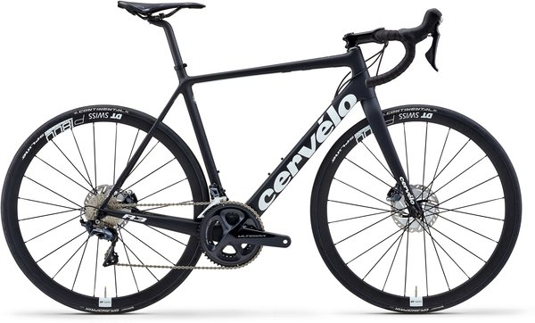 Cervelo R3 Ultegra Disc Color: Black/White