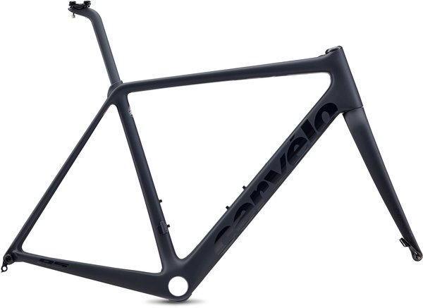 Cervelo R5 Frameset Disc Color: Black/Black/Graphite