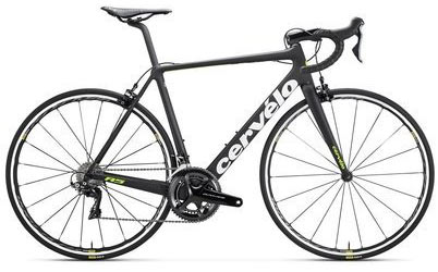 Cervelo R5 Ultegra 8000 Image differs from actual product