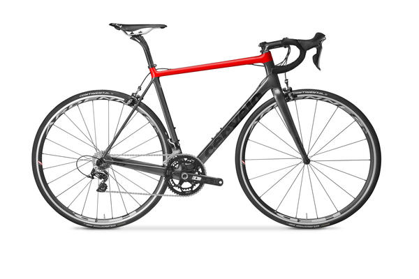 Cervelo R5 (Dura-Ace) Color: Carbon/Red