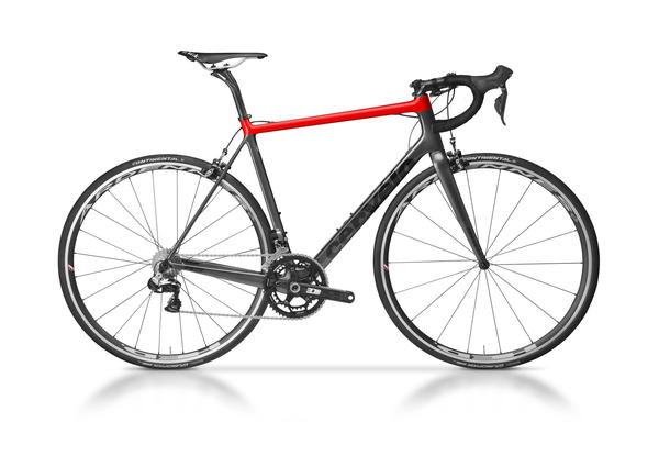 Cervelo R5 (Dura-Ace Di2) Color: Carbon/Red