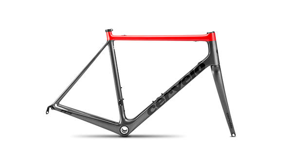 Cervelo R5 Frameset Color: Black/Red