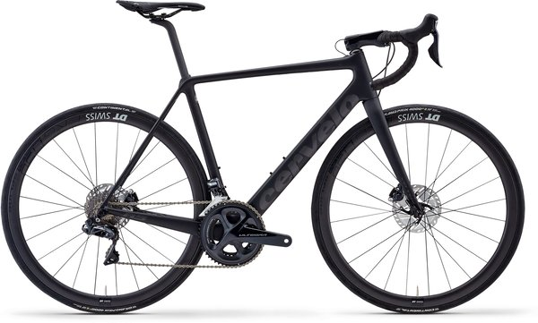 Cervelo R5 Ultegra Di2 Disc Color: Black/Black/Graphite