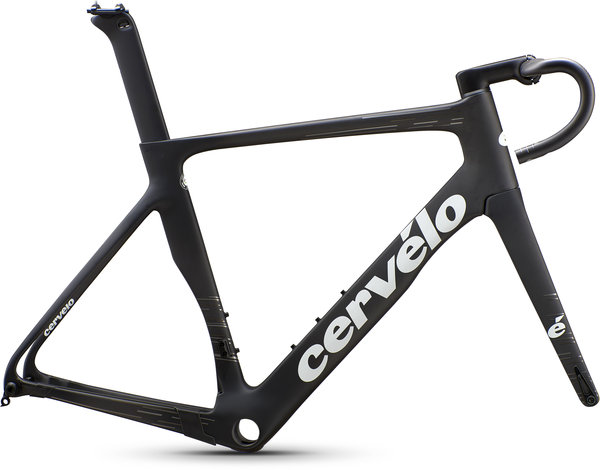 Cervelo S-Series Frameset Color: Grey/Silver/Grey