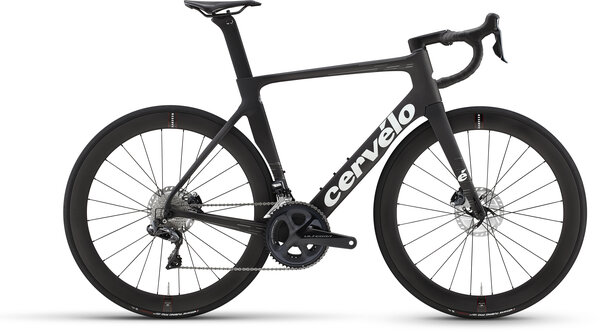 Cervelo S-Series Ultegra Di2 Color: Grey/Silver/Grey