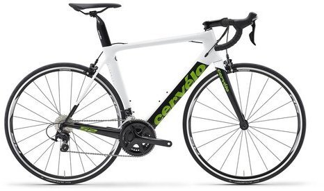 Cervelo S2 105 Rim Color: White/Black/Green