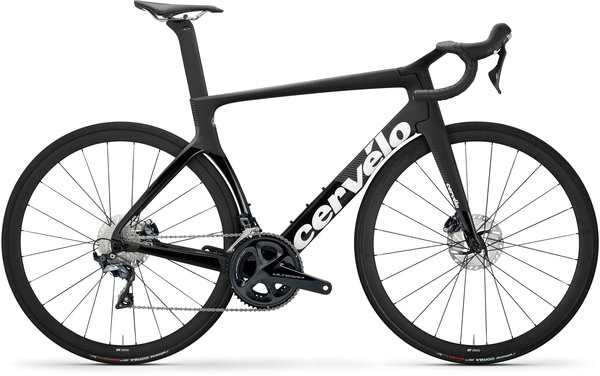 Cervelo S5 Disc Ultegra Color: Black/Graphite/White