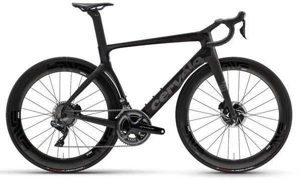Cervelo S5 Dura Ace Di2 Color: Carbon/Metallic