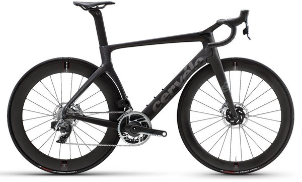 Cervelo S5 RED eTap AXS Color: Carbon/Metallic