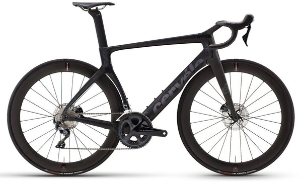 Cervelo S5 Ultegra Color: Carbon/Metallic