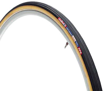 Challenge Tires Paris Roubaix Open Tubular (Clincher) Color: Black/Tan