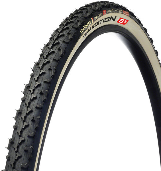 Challenge Tires Baby Limus Team Edition Tubular Color: Black/White