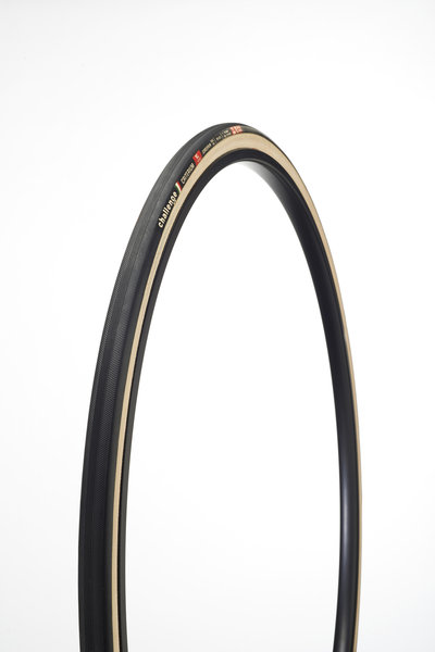 Challenge Tires Criterium Service Course Handmade Tubular Color: Black/Cream