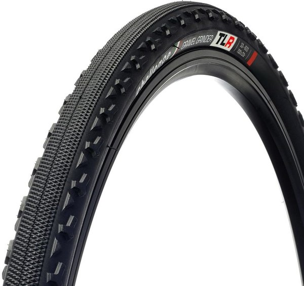 Challenge Tires Gravel Grinder Race Vulcanized TLR Clincher Color | Size: Black | 700c x 33