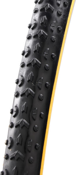 Challenge Tires Grifo 33 Open Tubular (Clincher) Color: Black/Tan