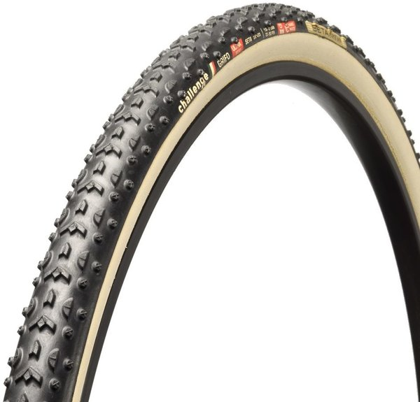 Challenge Tires Grifo Ultra Handmade Tubular Color: Black/Cream
