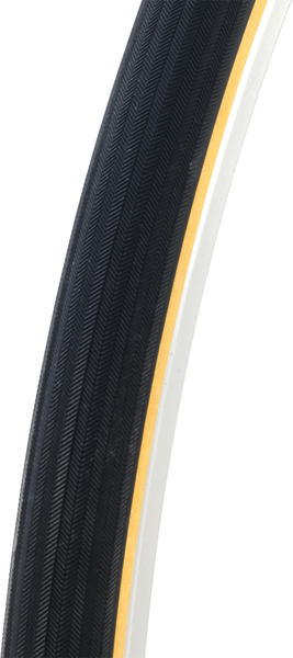 Challenge Tires Strada Bianca Open Tubular Color: Black/Tan