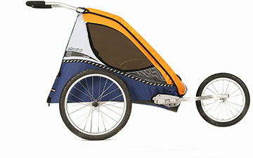 Chariot Carriers Cabriolet/Corsaire Jogging CTS Kit