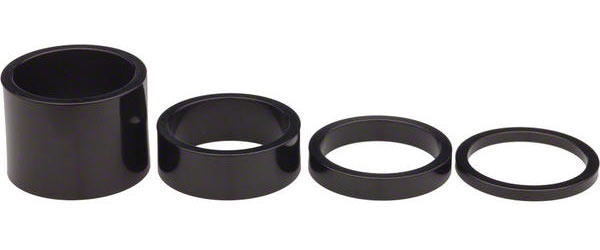 Chris King Headset Spacer Kit Color: Black