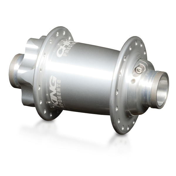 Chris King ISO 20mm Front Hub Color: Silver