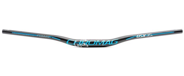 Chromag OSX 35 Color: Black/Cyan
