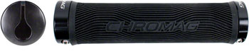 Chromag Palmskin Grips Color: Black/Black