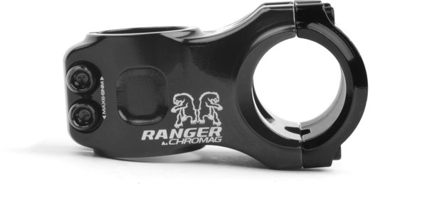 Chromag Ranger V2 Color: Black