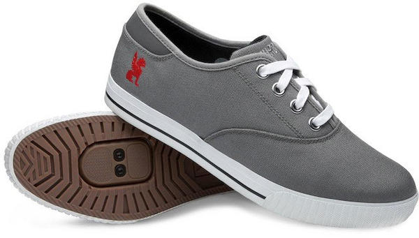 Chrome Truk Pro Shoes Color: Grey