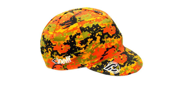 Cinelli Italo 79 Camo Cycling Cap