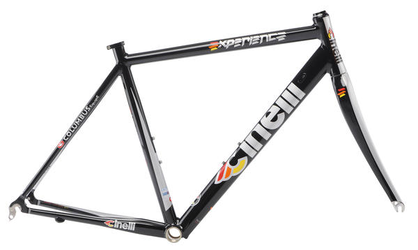 Cinelli Experience Frameset Color: Black Alba