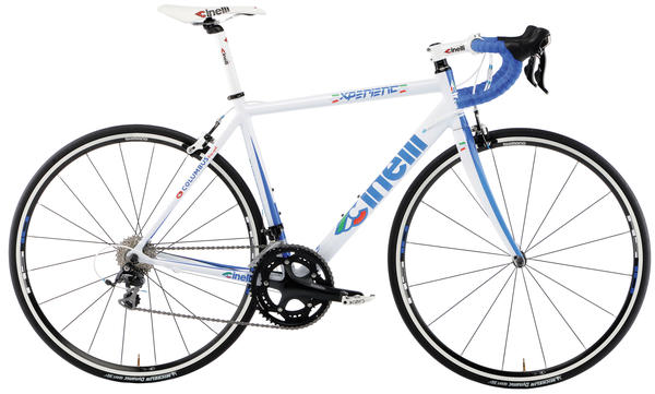 Cinelli Experience Color: Italian White