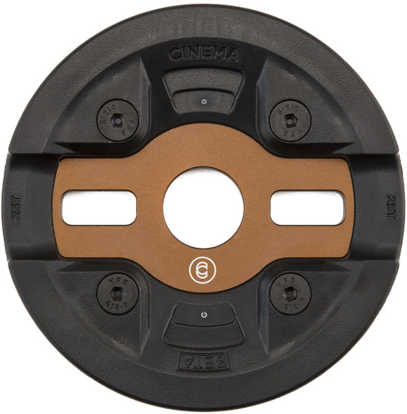 Cinema BMX Beta Sprocket Color: Bronze