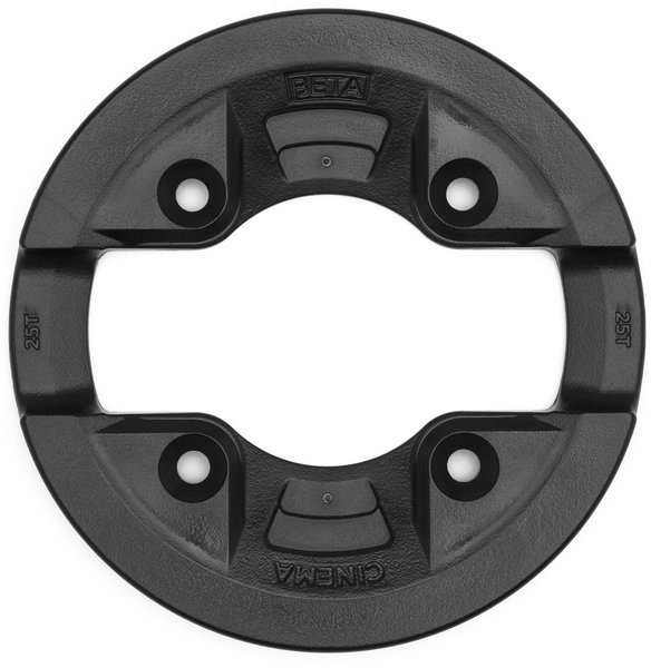 Cinema BMX Beta Sprocket Guard Color: Black