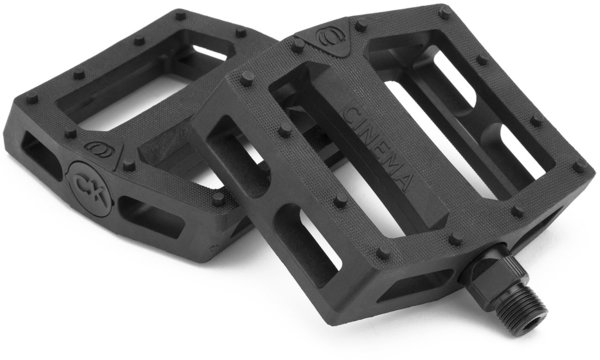 Cinema BMX CK Pedals Color: Black
