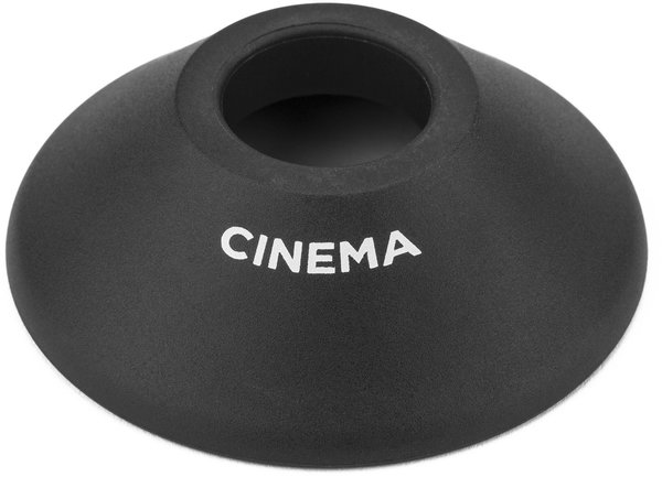 Cinema BMX CR Rear Hub Guard Color: Black