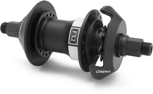 Cinema BMX FX2 Freecoaster Rear Hub Color: Black