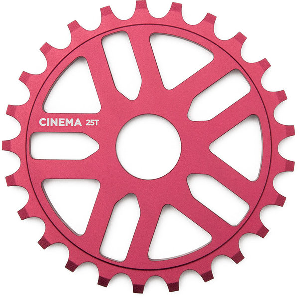 Cinema BMX Rewind Sprocket Color: Red