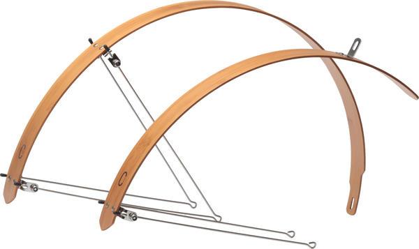Civia Bamboo Fenders