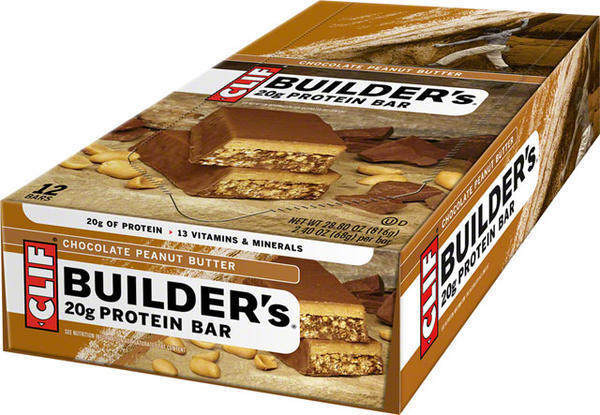 Clif Builder's Bar Flavor | Size: Chocolate Peanut Butter | 12-pack