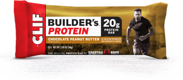 Clif Builder's Bar Flavor | Size: Chocolate Peanut Butter | Single Serving