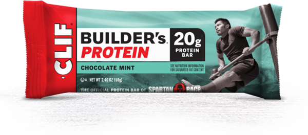 Clif Builder's Bar Flavor | Size: Chocolate Mint | Single Serving