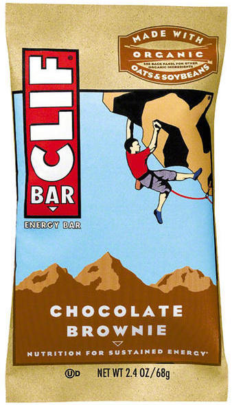 Clif Clif Bar Flavor | Size: Chocolate Brownie | Single Serving
