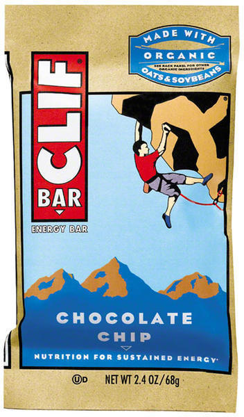 Clif Clif Bar Flavor | Size: Chocolate Chip | Single Serving